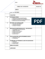 A Study on HR Policies & Practies at SIB LTD