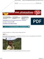 __Tutoriais Photoshop___ Como Melhorar as Cores e Brilho de Suas Fotos.