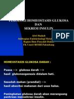 Homeostasis glukosa
