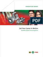 Set Your Career in Motion in En