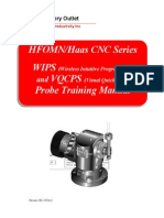 Haas Mill WIPS Probe Training Manual
