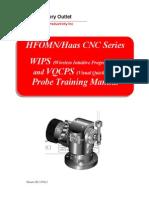 Haas Mill WIPS Probe Training Manual