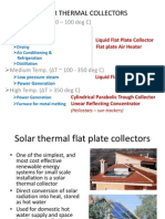 Solar Thermal Systems 2