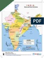 Free India Map