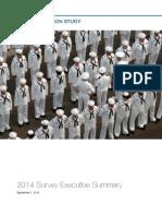 2014 Navy Retention Study Report - Executive Summary