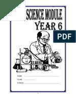 Modul Peka Science Year 6