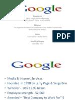 Google Mhrdm5