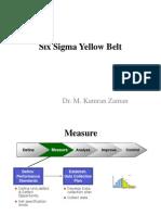 Lecture 7 Six Sigma Yellow Belt