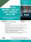 Financial Modelling Power