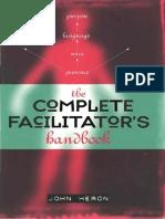 John Heron - The Complete Facilitator's Handbook