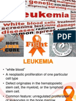 Leukemia CA