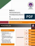 Hubungan Etnik - Modenisasi_ Pembangunan Ekonomi _ Hubungan Etnik