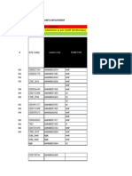 Week 33 - MB LDU Deployment Monitoring Report for Audit