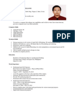 resume - mark edison d  fellone - 2014