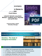 Genetics (Chapter 1- Genetics Intro)