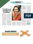 Dra. Paloma Luquero, medico de att. primaria y endocrino