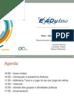 Arduino Day 2014 Eaduino