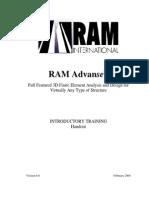 Aect460 Ram Tutorial
