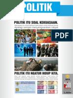 Poster CEPP - Politik