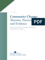 Community change Final