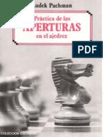 67-Escaques-Practica de Las Aperturas en El Ajedrez