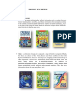 Product Description - Books