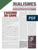 _MATERIALISMES. N°15.L'ACCORD DU CAIRE.pdf