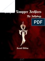 Preview of the Gotham Vampyre Archives 2nd Edition