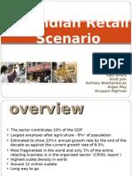 The Indian Retail Scenario