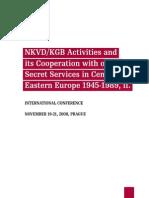 Kgb Aktivity Katalog En