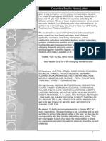 2005 August Newsletter