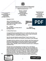 2011-09-30 Complaint Filed by Gambrell With Attachments_Redacted