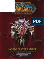 Horde Player Guide