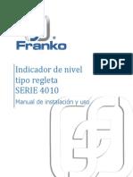 Manual de Instalación y Uso4010