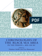 66206329 Stolba Amp Hannestad Eds Chronologies of the Black Sea Area in the Period c 400 100 BC