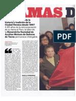 Damas de Hierro Benemérita Sociedad de Auxilios Mutuos de Señoras de Tacna