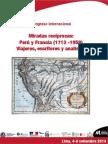 Perú y Francia 2014