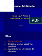Cours 1 - Intelligence Artificielle