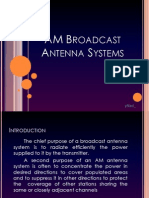 Am Broadcast Antenna System