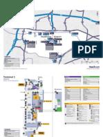 Heathrow T1 Map