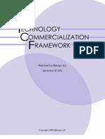 Tech Comm Framework Complete