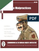 Police Malpractices  (English)
