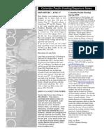 2004 April Newsletter