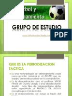 Laperiodizaciontactica Ponencia1 120727200044 Phpapp01