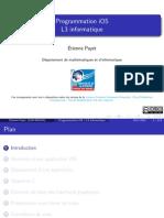 Slides IOS L3info