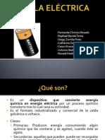 Pila Eléctrica-ultima Edicion