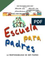 PEGATE Escuela Para Padres I