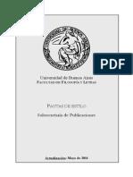 Pautas de Estilo FILO 2014 (1)