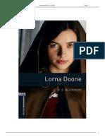 Stage 4 - R.D. Blackmore - Lorna Doone