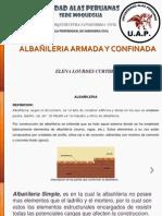 EXPOSICION CONTRUCCION I -ALBAÑILERIA ARMADA Y CONFINADA.ppt